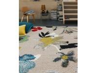 Các loại sợi sử dụng làm thảm trải sàn