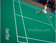 Badminton Sport PVC Flooring Gerflor