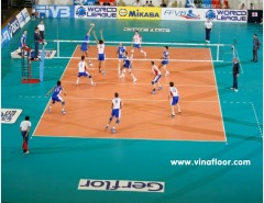 Gerflor PVC Sport for Volleyball