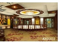 Thảm len trải sàn, một vật liệu sàn không thể thiếu trong trang trí nội thất
