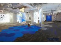 Thảm lót sàn văn phòng: Chuyên nghiệp, hiện đại và sáng tạo (Mai Phương)