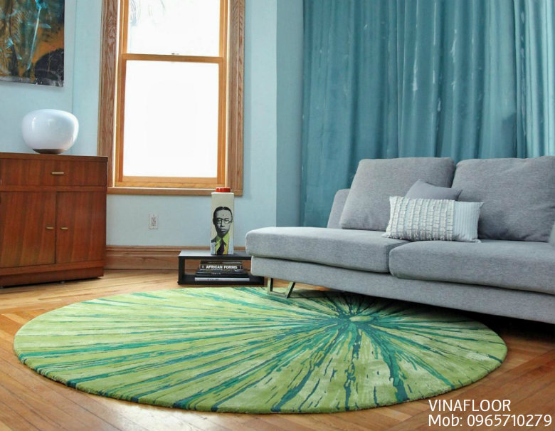thảm phòng khách 2