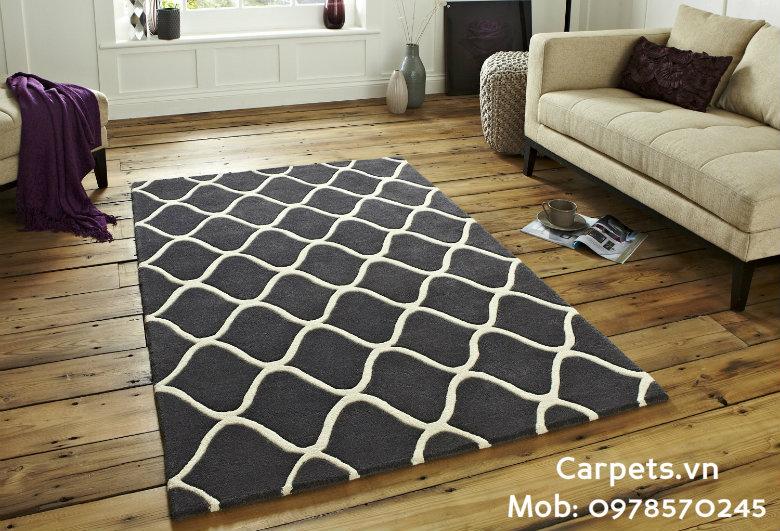 thảm trang trí lót sàn