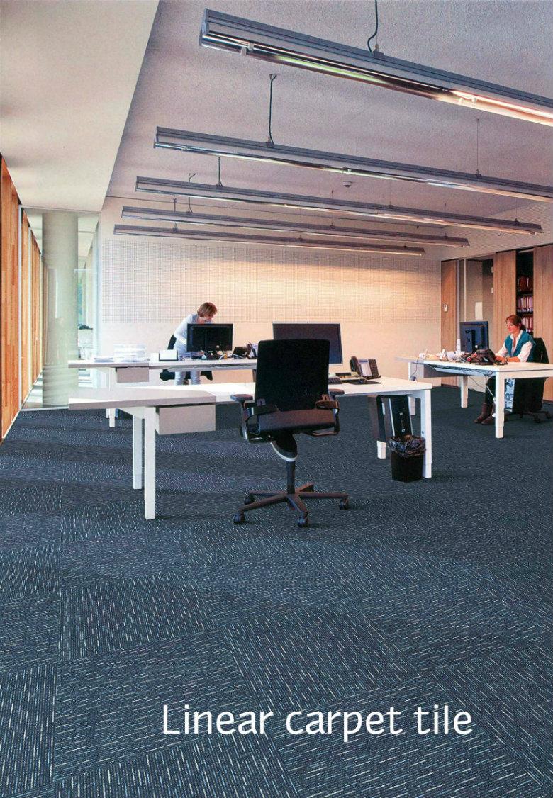 thảm văn phòng linear