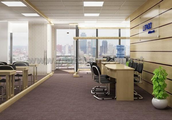Chọn thảm văn phòng thêm sang trọng
