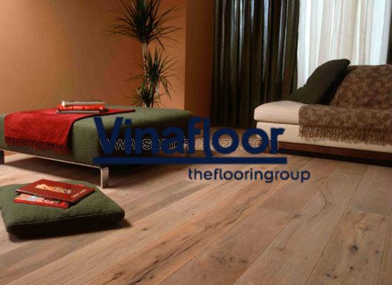 Sàn nhựa deluxe giả gỗ