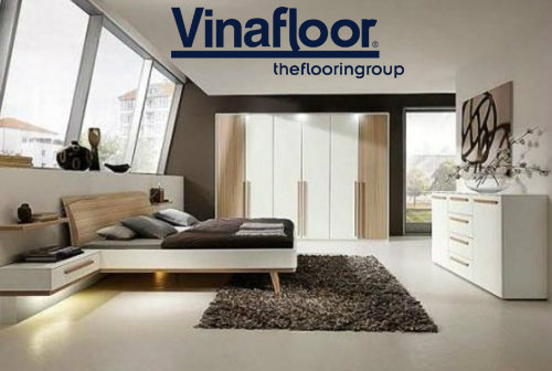 Sử dụng thảm trải sàn cho phòng ngủ trong màu hè 1