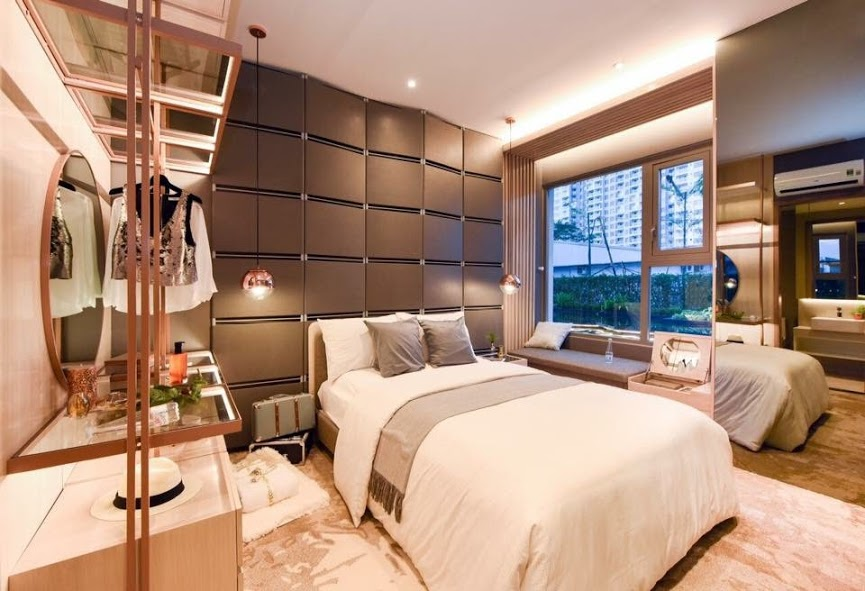 Thảm phòng ngủ trải khách sạn là tiêu chuẩn để đánh giá hạng