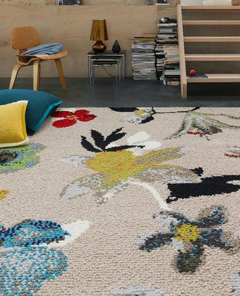 Thảm trải sàn và sợi dệt thảm