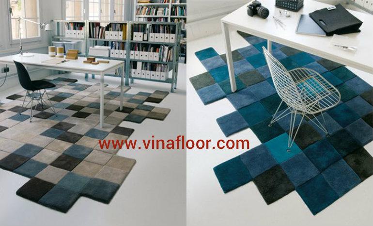 Thảm tấm rugs