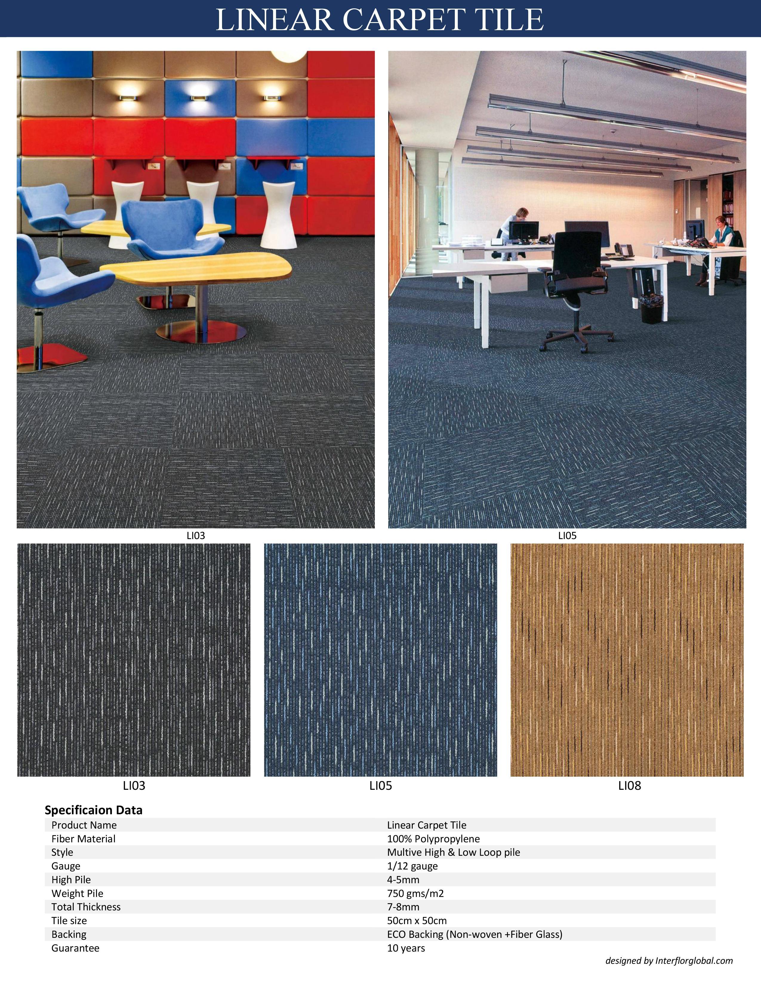thảm Linear