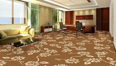 Tìm mua thảm trải sàn 'chuẩn không cần chỉnh'