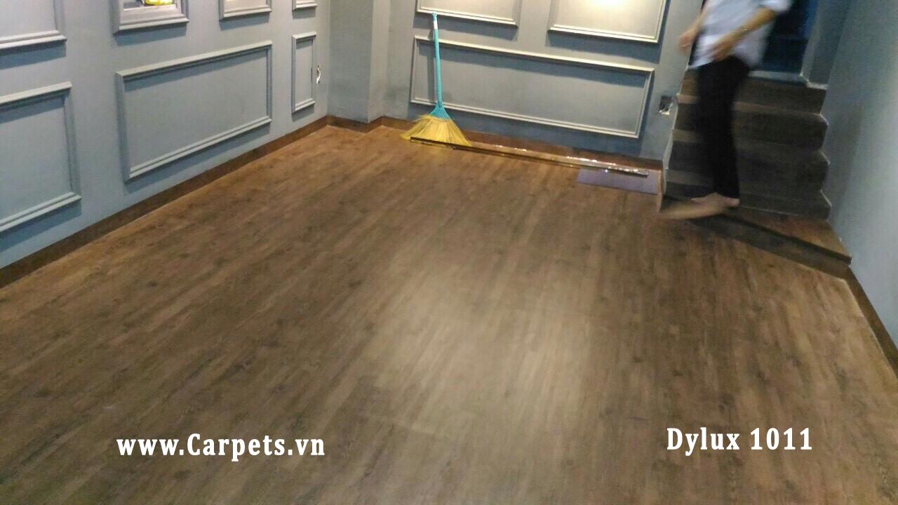Công trình thi công sàn nhựa tại 380/57A Nam Kỳ Khởi Nghĩa - Quận 3 - TPHCM
