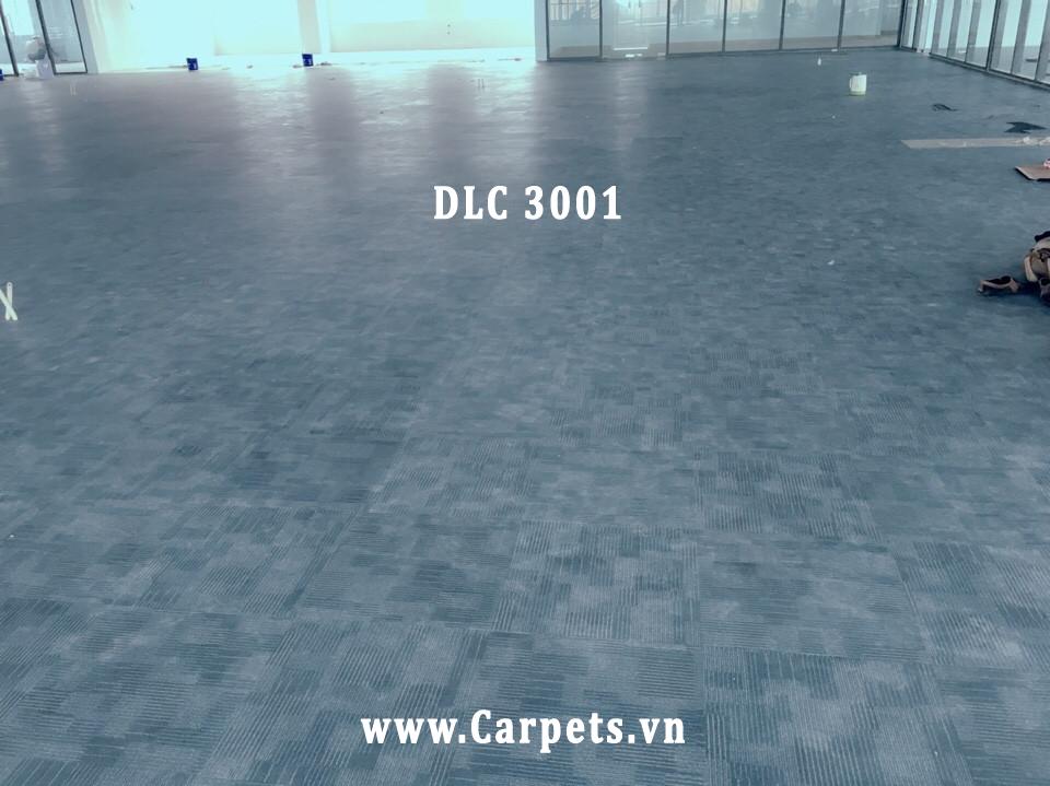 Công trình thi công Sàn nhựa giả thảm ĐH Nguyễn Tất Thành (Quận 12, TPHCM)