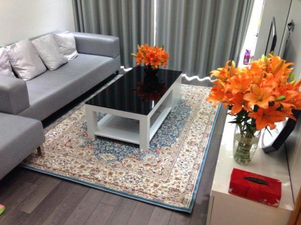 Một số lưu quan trọng trong việc tìm mua thảm trải san cho phòng khách