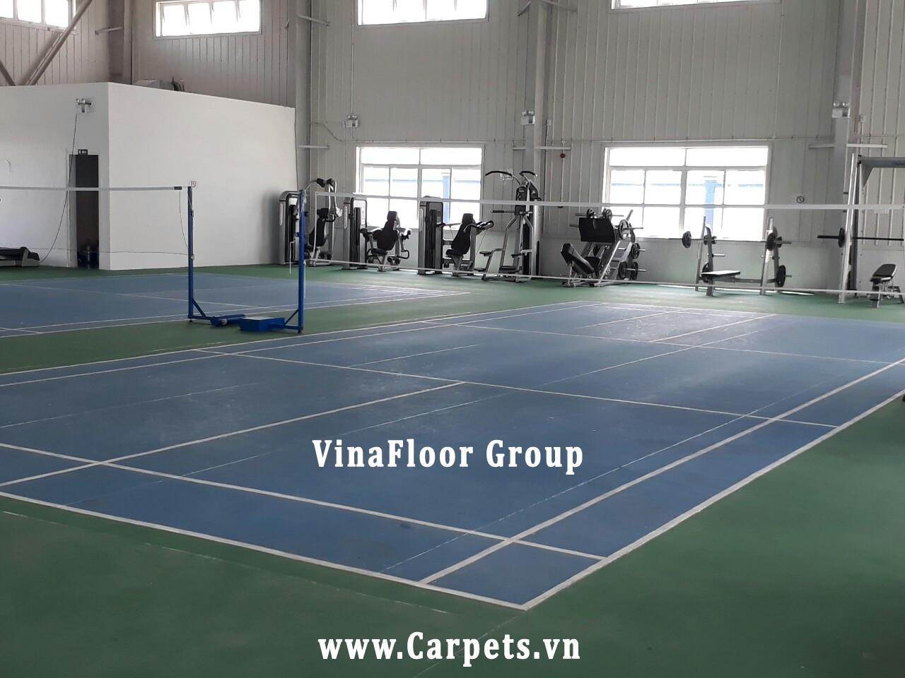 Công trình sàn thể thao tại Huyện Tuy Phong, tỉnh Bình Thuận