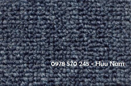 Thảm trải sàn Bright Dark Blue 8744