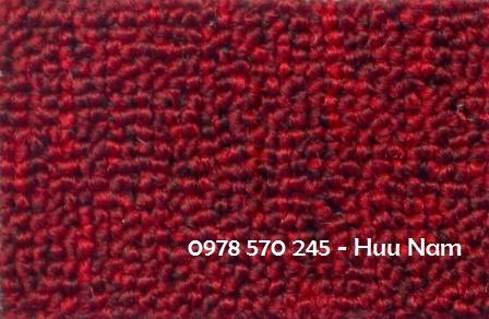 Thảm trải sàn Bright Red 003