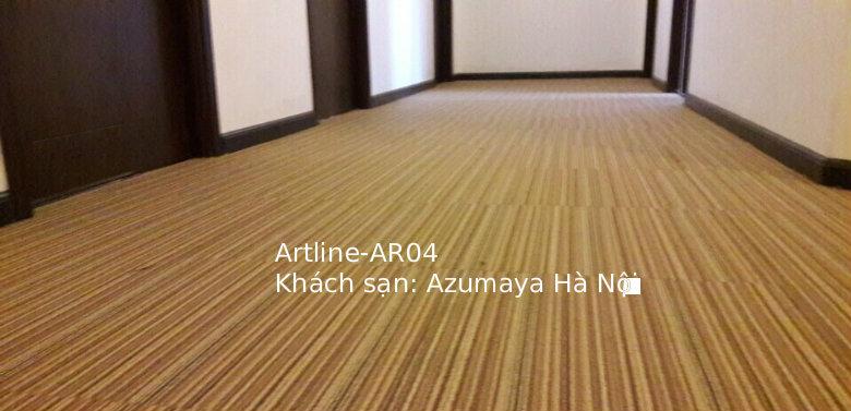 gam màu thảm trải sàn ar04