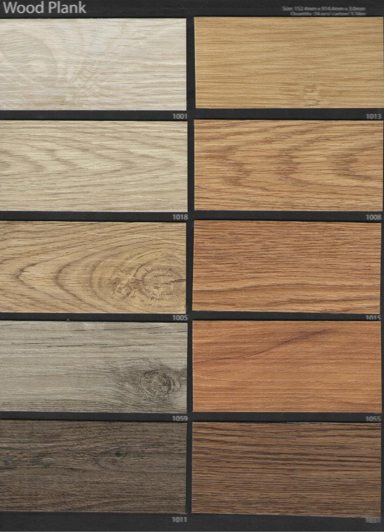 Sàn nhựa vân gỗ 1055