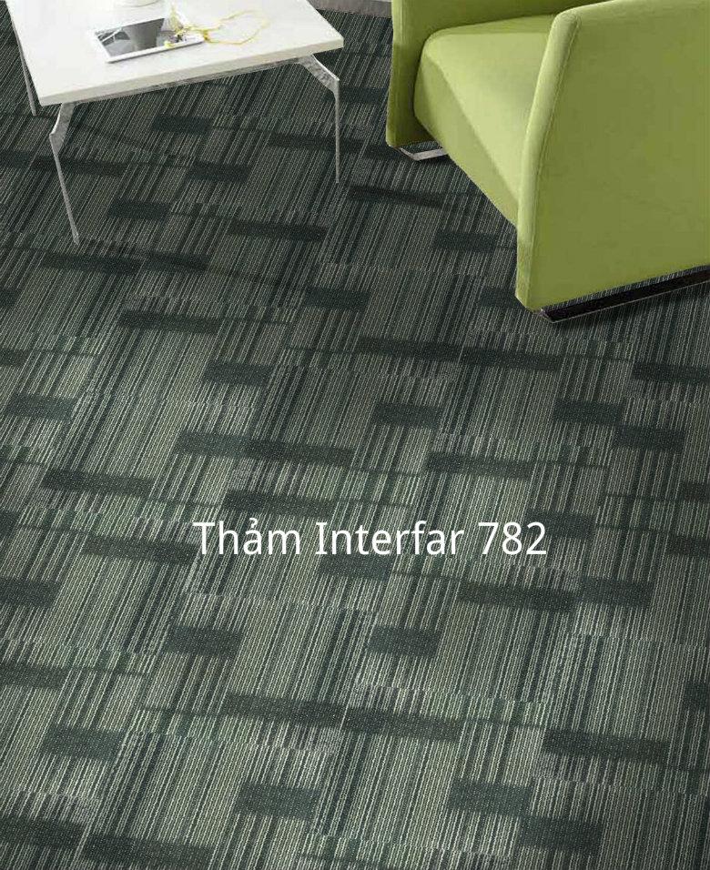 thảm trải sàn interfar