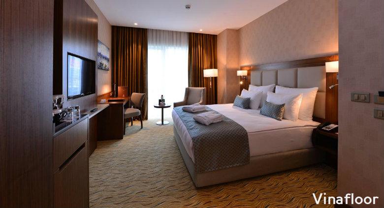 Thảm khách sạn - Sự tuyệt hảo cho mọi khách sạn