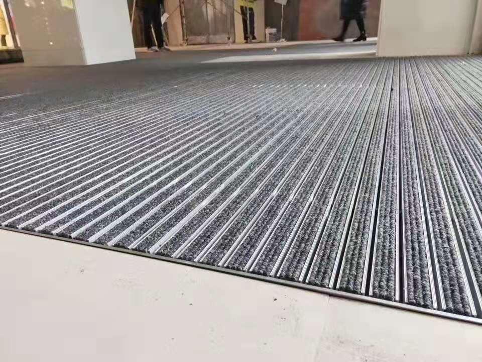 Thảm chùi chân lối đi | Thảm chống trượt trước của tòa nhà