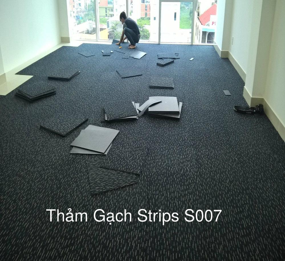 Thảm strips s007