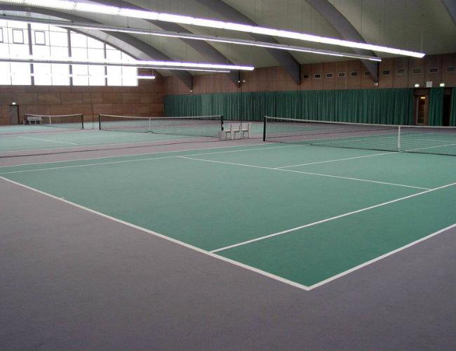 Thảm tennis ngoài trời