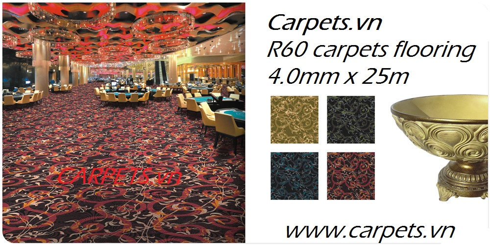 Thảm trải sàn R60