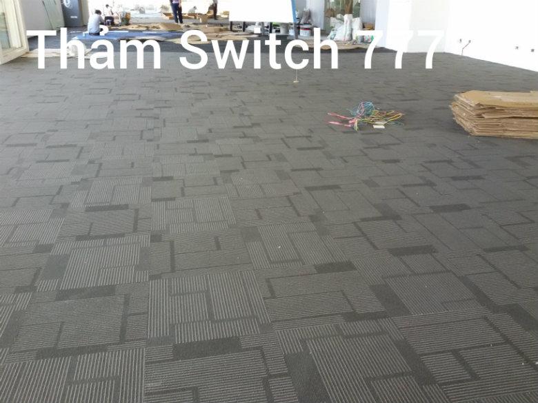 thảm viên Switch 777