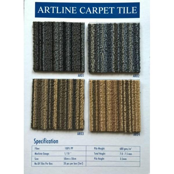 thảm artline
